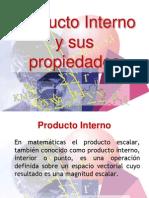 Espacios Con Producto Interno