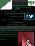 Presentacion Proteccion Catodica