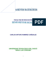 FUNDAMENTOS MATEMATICOS