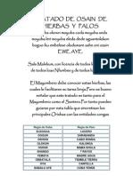 Diccionario Completo Yerbas y Palos