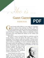 Who is Garet Garrett - Tucker.pdf