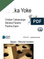 Mantenimiento Poka Yoke