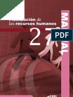 Capítulo 27 Fidelización de los recursos humanos