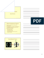 Biaxial Interference Figures I