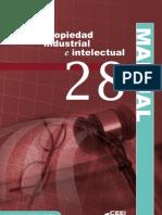 Capítulo 28 Propiedad industrial e intelectual
