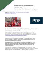 11-04-13 Venezuela Vincula Hallazgo de Armas Con 'Plan Desestabilizador'