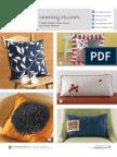 Stitch Freemium Pillows