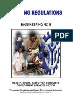 TR Bookkeeping NC III