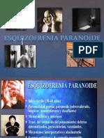 Esquizofrenia paranoide-SUSAM