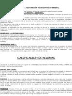 Estimacio_n de Reservas