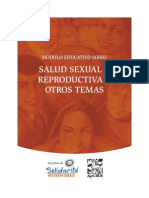Salud Sexual y Reproductiva y Otros Temas