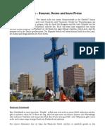 Reisebericht Venezuela