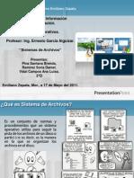 Sistemas de Archivos 3D