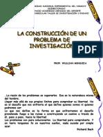 El Problema de Investigacion Ejercicio1
