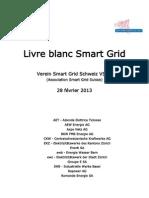 Livre Blanc Smart Grid SUISSE 2013