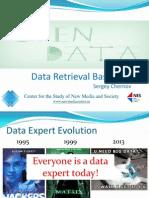 Data Retrieval Basics