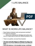 35555302 Work Life Balance Thesis Ppt