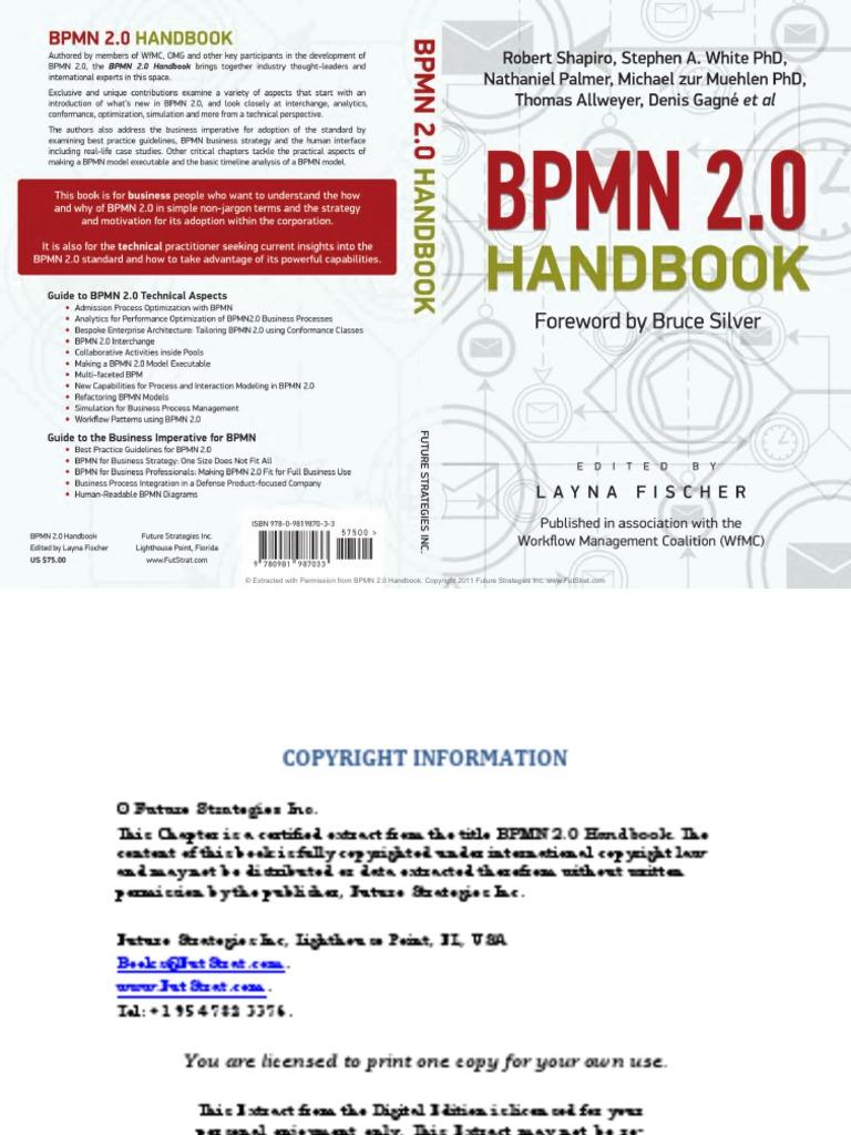 bpmn 20 handbook camundapdf business process management business process - Bpmn 20 Standard