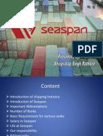 Sea Span