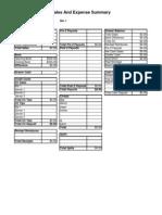 Sales and Expense Summary V9