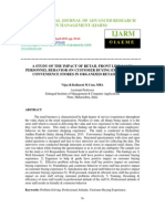 A Study of the Impact of Retail Front Line Sales Personnel Behavior on Customer-2