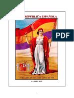 La segunda República de España