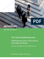 Accenture Cloud Enabled Business