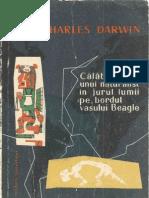 Calatoria Unui Naturalist in Jurul Lumii Pe Bordul Vasului Beagle (Ch.Darwin; Ed. Tineretului 1958)