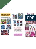 Character Linen Brochure