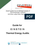 EINSTEIN Audit Guide 2.0 Preliminary Version
