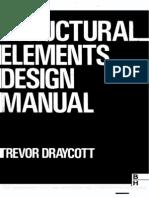 38736873 Structural Element Design Manual