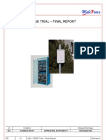 Gb and GSL Dimensioning EDGE Trial Report Ed2.1 (VMS)