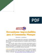 HERRAMIENTAS PARACM