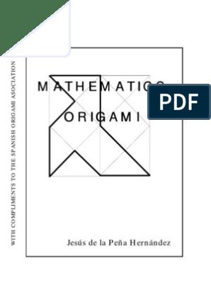 Mathematics and Origami | Area | Perpendicular on