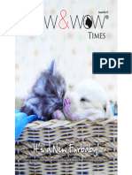 Bow & Wow Times Issue # 15 - It's a New Furbaby!