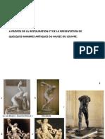 Conférence d' Alain Pasquier, ancien directeur des Antiquités au Musée du Louvre