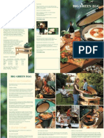 Big Green Egg catalogus