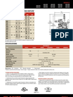 Clarke - Fire Pump Engine