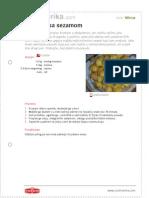 Krumpir Sa Sezamom