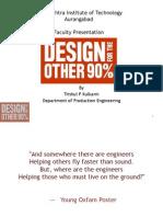 Design for 90 percent.ppt
