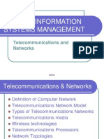 INS 601 - Telecommunications Networks - 23-11-09