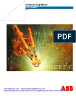 ABB-S4C+IRB 940 M2000 Electrical Maintenance Training Manual