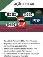 OPERAÇÃO RESITA 01 REDAÇÃO OFICIAL