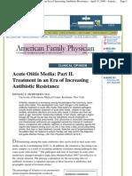Acute Otitis Media_ Part II