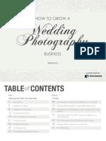 Photoshelter Wedding Photographer Business Guide