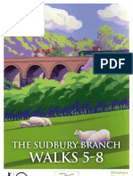 Sudbury Walking Routes 5 to 8