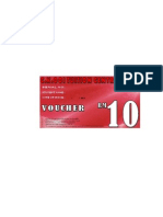 2013 Voucher