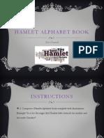 hamlet project - alphabet book