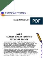 54688716 Ekonomi Teknik
