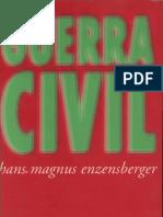 Guerra Civil - Hans Magnus Enzensberger